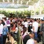 Jóvenes ávidos de un empleo en Nicaragua