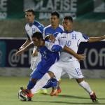 Selección de Futbol cae ante Honduras en partido amistoso