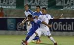 La selección pinolera no pudo ante su similar de Honduras. LA PRENSA/ARCHIVO