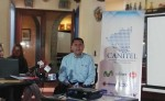 Hjalmar Ayestas, presidente de la Cámara Nicaragüense de Internet y Telecomunicaciones (Canitel). LA PRENSA/M.CALERO