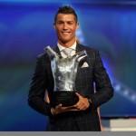 Cristiano, mejor jugador de Europa del año