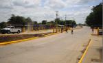 En un futuro  los buses intermunicipales que entran por Tipitapa utilizarán la nueva vía. LAPRENSA/R.ORTEGA