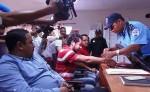 """Rodolfo José García Valenzuela, alias """"El Popo"""",  admitió haber asesinado a Xiomara Cruz la noche del pasado 8 de abril. LA PRENSA/R. MORA"""