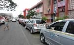 Los taxistas legales en el municipio de Jinotepe han pedido a la Alcaldía de la ciudad que no permita la circulación de vehículos piratas. LA PRENSA/M. GARCÍA