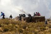 Cronología del conflicto minero en Bolivia