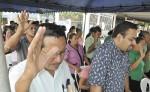 Evangélicos inician hoy   jornada de oración para que el Gobierno deje sin efecto las restricciones a misioneros extranjeros. LA PRENSA/ ARCHIVO