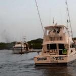 Pescadores cerca de las 1,000 liberaciones en Torneo Flor de Caña