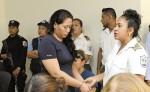 Wanky Monge Altamirano  dijo que llegó sola al Hospital Alemán  Nicaragüense el 31 de mayo y se llevó al bebé el 1 de junio del 2016. LA PRENSA/U. MOLINA