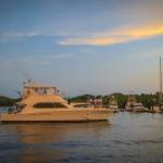 Tranquilo y Showtime al frente del XV Torneo Internacional de Pesca Flor de Caña