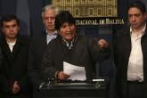 """Evo Morales dice que otra vez ha derrotado un """"golpe de Estado"""""""