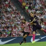 Barcelona supera al Athletic de Bilbao en difícil partido