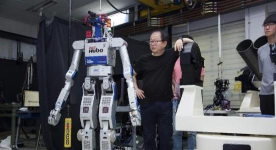 Robot Hubo: el buen amigo del ser humano