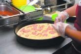Pizzas populares ganan terreno