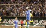 La Selección Nacional de futbol viene de jugar un partido amistoso  en San Pedro Sula frente a Honduras y cayeron 1-0 por gol de Albert Ellis. OSCAR NAVARRETE