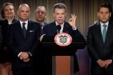 Santos lanza plebiscito sobre acuerdo con FARC