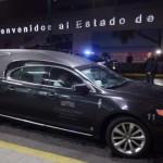 Féretro de Juan Gabriel llega a México