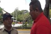 Sacan del parque Japón Nicaragua a equipo de La Prensa