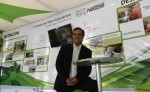 Alejandro Pereira, gerente general de Nestlé  Nicaragua. LA PRENSA/LUIS GUTIÉRREZ