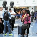 Llegan más extranjeros a Nicaragua vía aérea