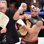 """""""El Nica"""" Concepción vuelve a coronarse campeón mundial de boxeo"""