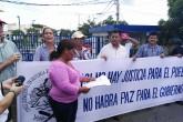 Campesinos anticanal reafirman exigencia a la Corte Suprema