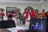 Mariachi Garibaldi de Nicaragua despide a Juan Gabriel
