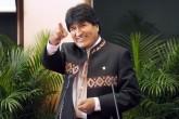 Evo Morales afirma que no buscará reelección