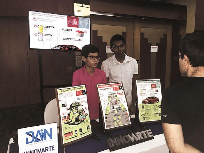 Desde hace tres años el Ieepp viene realizando el Hackathon, donde jóvenes de todo el país manifiestan sus habilidades en el uso de la tecnología. LA PRENSA/Y. ARÁUZ