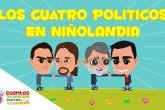 Cuento infantil que explica la política a los más pequeños