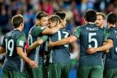 Alemania intimida e Inglaterra sufre en el inicio de eliminatoria europea
