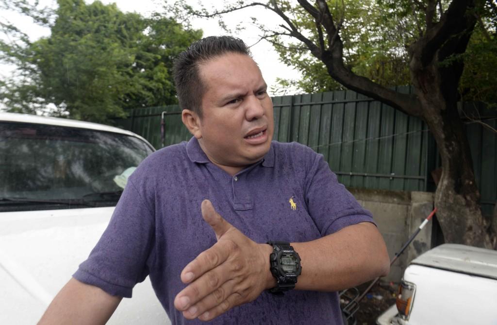 Managua,Nicaragua 05/09/2016:Lester Quintana Vicepresidente de la cooperativa Pedro Joaquin Chamorro. Foto: Roberto Fonseca/La Prensa: Roberto Fonseca/La Prensa