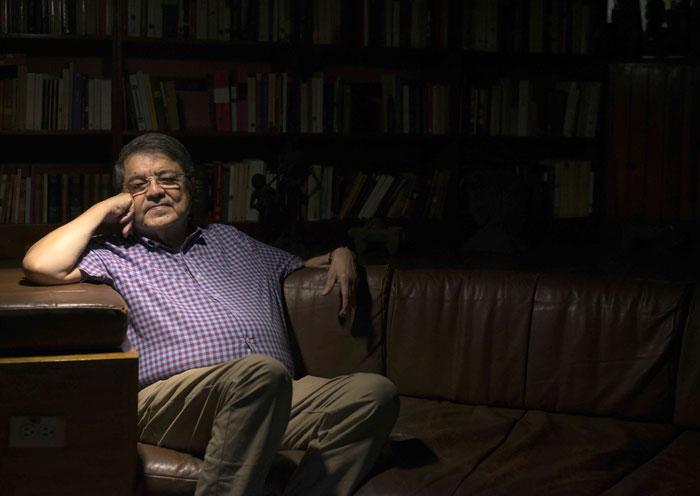 Sergio Ramírez. LA PRENSA/Óscar Navarrete