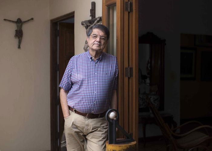 Sergio Ramírez. LA PRENSA/Óscar Navarrete.