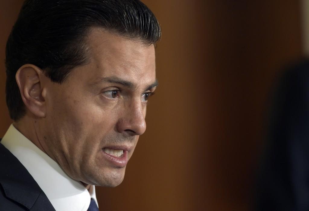Enrique Peña Nieto, de 50 años, ha sido presidente de México durante cuatro años Faltan dos para que concluya su período en Los Pinos. LAPRENSA/AP