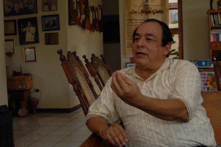 Carlos Mejía Godoy habla de su premio