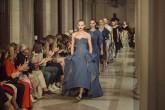 Carolina Herrera se impone con sus diseños en Nueva York