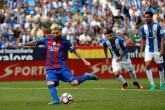 Barcelona gana al ritmo de Lionel Messi