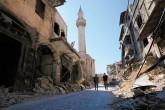 EE.UU. ataca por error a tropas sirias