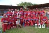 Granada vence a Chinandega y corona campeón juvenil de beisbol