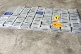 Nicaragüense capturado con 120 kilos de cocaína en Peñas Blancas