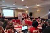 Cruz Roja centroamericana reunida en Nicaragua