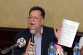 Comité Ejecutivo de Fenifut vuelve a suspender a Jacinto Reyes