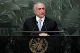 Nicaragua y cinco países más repudian a Temer en ONU