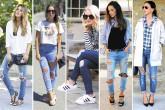 Jeans rotos… ¡El boom de la moda!