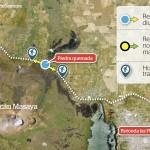 Inicia mantenimiento de la Carretera Masaya