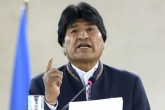 Evo Morales acusa a Chile de violar derechos humanos de su país