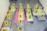 Cuatro detenidos con 100 kilos de marihuana en el Caribe Sur