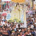 Matagalpa y León festejan a Virgen de La Merced