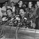 El día después de las elecciones de 1990: La derrota del FSLN