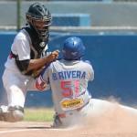 Bóer truena al bate y empata serie playoffs ante Rivas